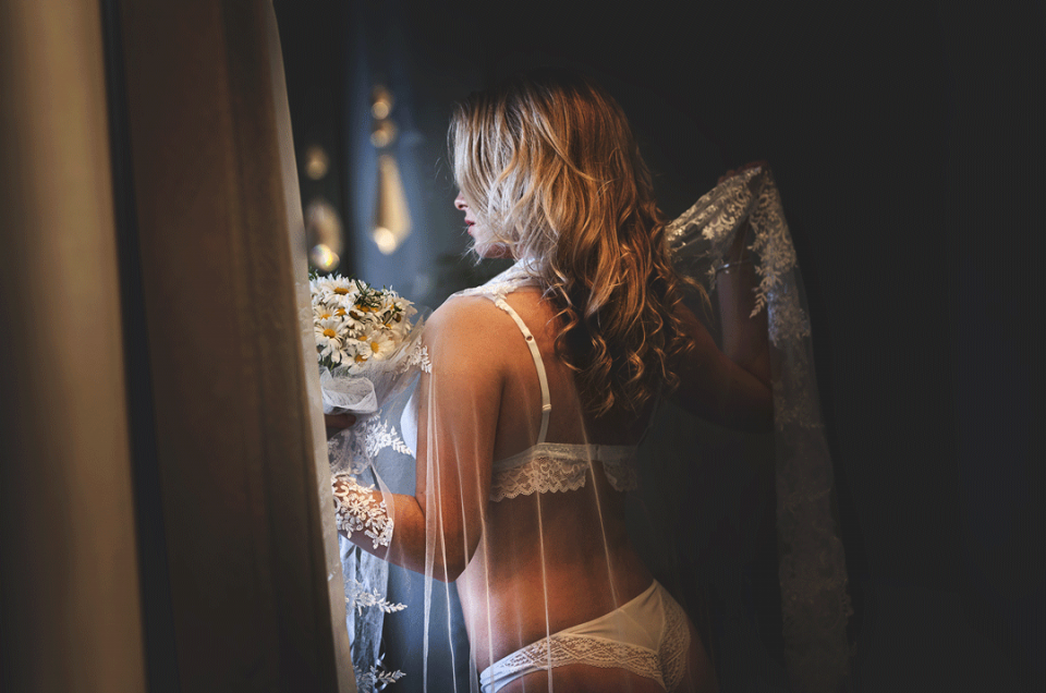 Co je Bridal Boudoir?