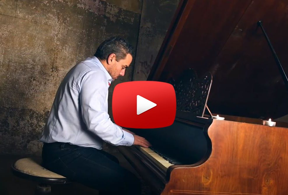 Petr Kusko – You Raise Me Up (cover)
